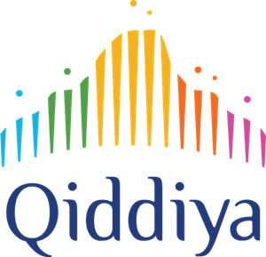 Qiddiya City Logo Vector