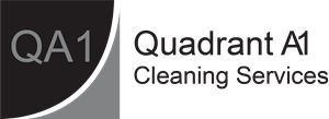 Quadrant A1 Cleaning Services Logo Vector