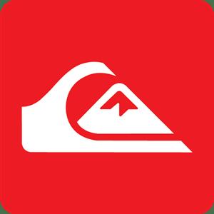Red Clothing Brand Logos Quicksilver Logo Vecto...