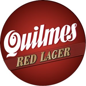 Quilmes Red Lager Logo Vector