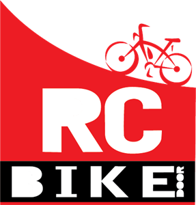 RC Bike Door Logo Vector