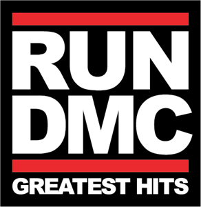 RUN DMC Greatest Hits Logo Vector