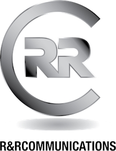R&R Communications Logo Vector