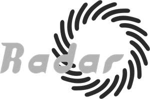 Radar Logo Vector