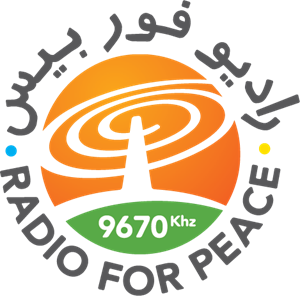 Radio for Peace Logo Vector
