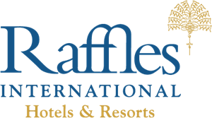 Raffles International Logo Vector