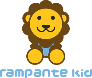 Rampante Kid Logo Vector