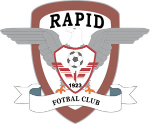 Rapid Bucuresti Logo Vector