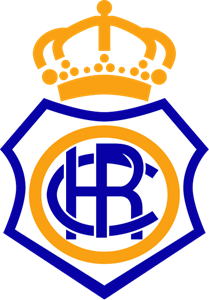 Real Club Recreativo de Huelva Logo Vector