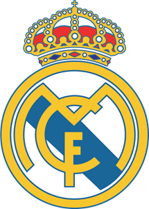 Real Madrid Club de Futbol Logo Vector