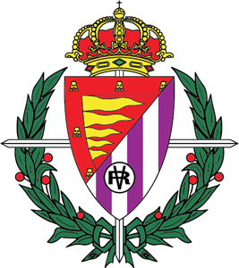 Real Valladolid Club de Futbol Logo Vector