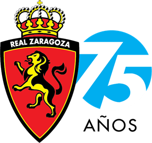 Real Zaragoza Logo Vector