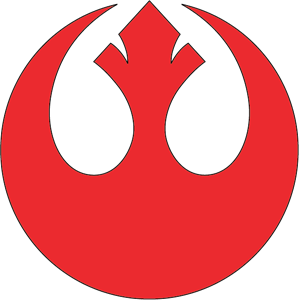 Rebel Alliance Logo Vector