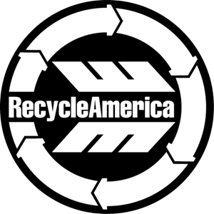 Recycle America Logo Vector