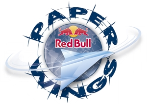 Red Bull Paperwings Logo Vector