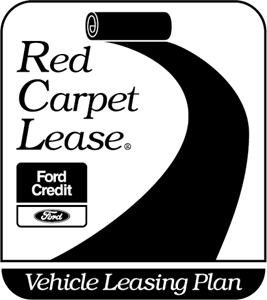 Red Carpet Lease Logo Vector