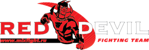 Red Devil Logo Vector