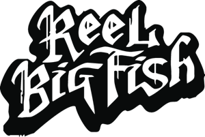 Reel Big Fish Logo Vector