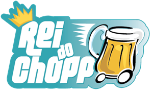 Rei do Chopp Logo Vector