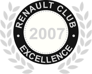 Renault Club Excellence Logo Vector