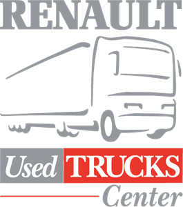 Renault Used Trucks Center Logo Vector