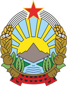 Republic of Macedonia, Arm Logo Vector