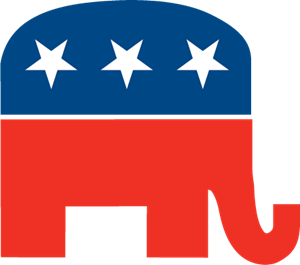republican logo vectors free download rh seeklogo com  republican elephant vector art
