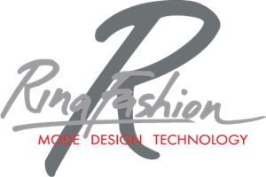 Ring Fashion Logo Vector