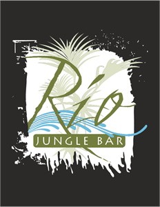 Rio Lounge Bar Logo Vector