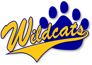 River Falls High School Wildcats Logo Vector
