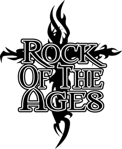Rock of the Ages Logo Vector