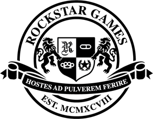 Rockstar Games Crest Logo Vector ( EPS) Free Download