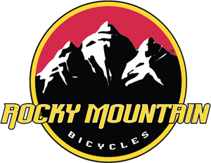 Rocky Mountain Logo Vector