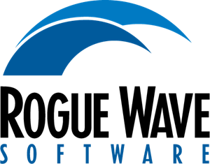 Rogue Wave Software Logo Vector