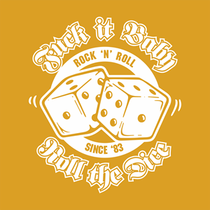 Roll The Dice Logo Vector
