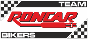 Roncar Team Bikers Logo Vector