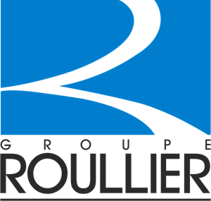 Roullier Groupe Logo Vector
