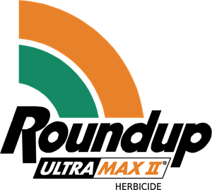 Roundup Ultra-Max Herbicide Logo Vector