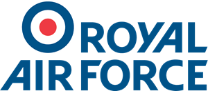 Royal Air Force (UK) Logo Vector