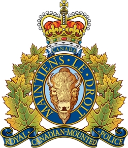 Royal Canadian Mounted Police Logo Vector