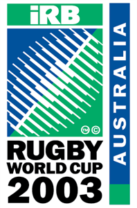 Rugby World Cup 2003 Logo Vector