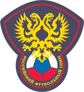 Russian Football Union Logo Vector