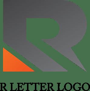 R letter logo vector free download r letter logo vector altavistaventures Image collections