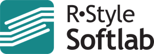 R-Style Software Lab Logo Vector