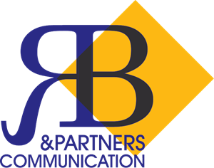 r b & partners communication Logo Vector