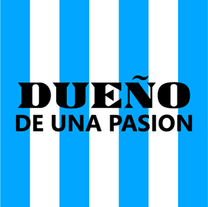 Racing Club - Dueno de Una Pasion Logo Vector
