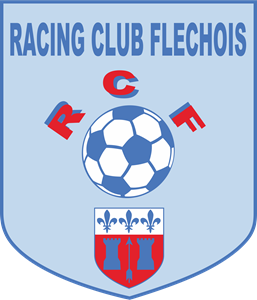 Racing Club Fléchois Logo Vector