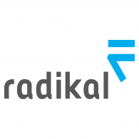 Radikal Rice Logo Vector