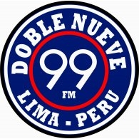 Radio Doble Nueve Logo Vector