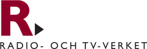 Radio och TV Logo Vector